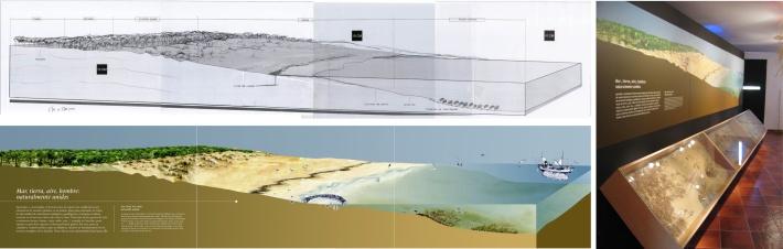 """Bloque """"Una visión global del litoral de Rota"""""""